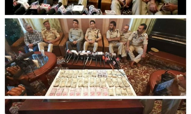 Gondola Burglary Case Busted by Police,Thirty Nine Lacs Recovered