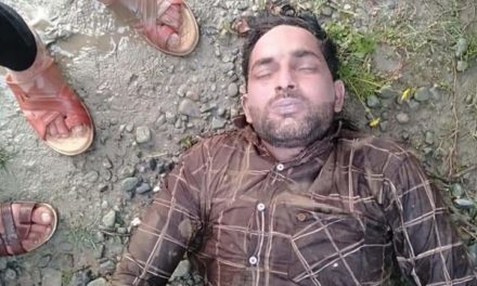 Body recovered from Rajouri river