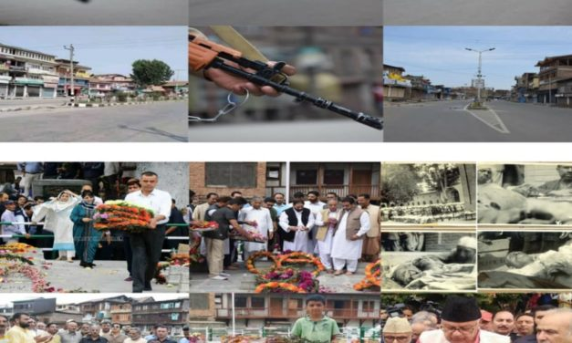 Shutdown, Restrictions Mark Martyrs Day In Kashmir