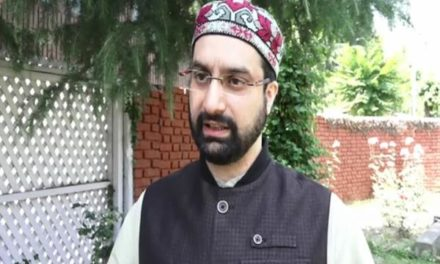 Natural calamities from Allah to test us, says Mirwaiz, 'Urges people to protect natural resources