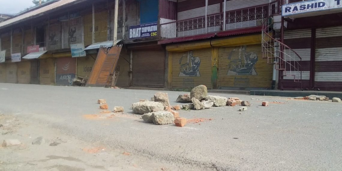 Baramulla shuts down to mourn LeT militant's killing Colleges to remain closed today in Baramulla