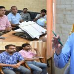 ADDC Kupwara Chairs Skill Development Meeting