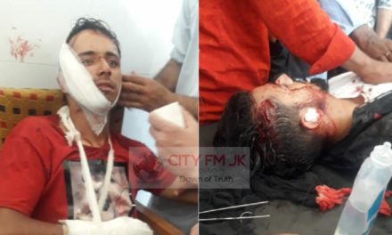Two Youths Injured in Shopian Accident