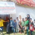 V care polyclinic centre  oraganises free Mental health camp in Gutlibagh Ganderbal