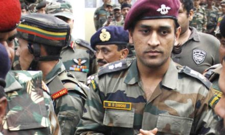Dhoni to join his Army battalion in Kashmir from July 31-Aug 15