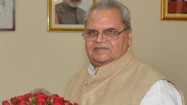 Anything that will happen in J&K will come to Parliament : Governor