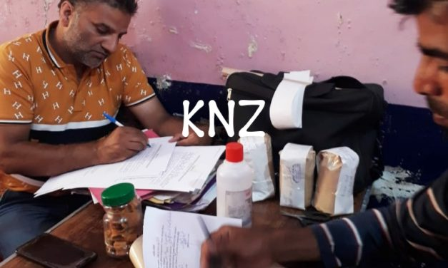KNZ impact:After KNZ carried story on unsafe food in Truma hospital Kangan,Authorities came into action