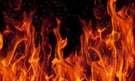 Residential house gutted in fire in Bandipora