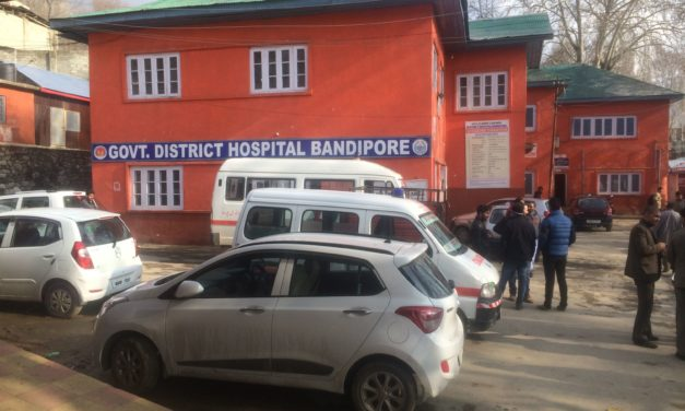 Bandipora Hospital lacks basic facilities, District Hospital without Head of Institution & Orthopedic Surgeon