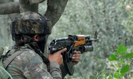 One militant killed in joint operation in Arwani area of Anantanag.