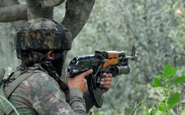Cordon and Search Operation launched in Ganderbal Villages