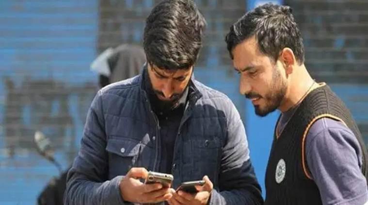 2G mobile Internet restored in Kashmir from midnight