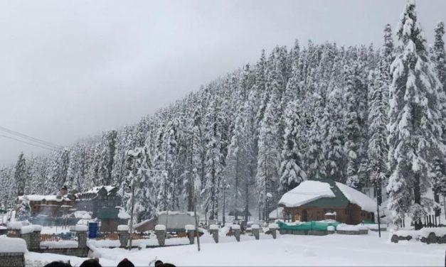 Rains, snow from tomorrow in Kashmir : MeT
