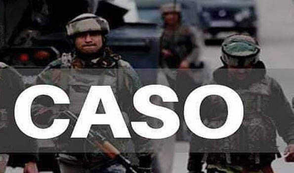 Govt forces launched corden and search operation (CASO) in Gund Kangan