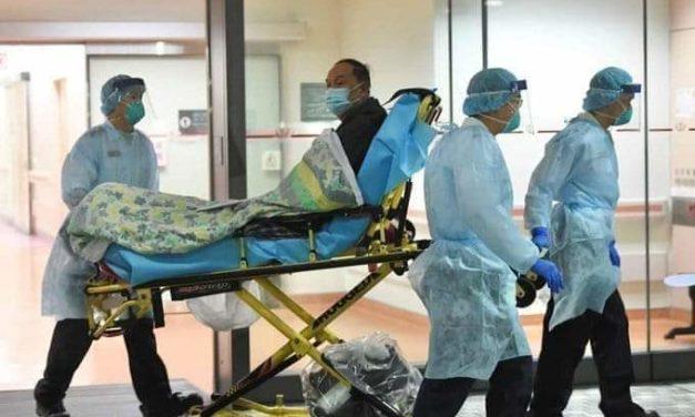 China coronavirus death toll reaches 1,110