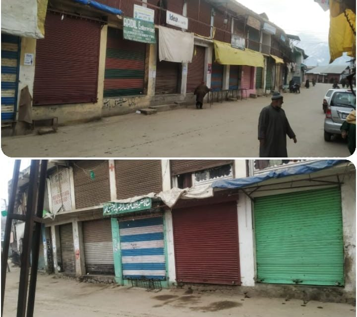 Tral shuts to mourn the killing of JEM Millitant