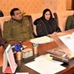 Panchayat Elections;DPEO Ganderbal reviews preparedness