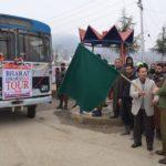 Baramulla police organises Bharat Darshan Tour