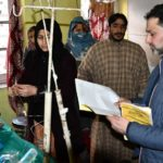 District admin Ganderbal continues inspections of health centers in district