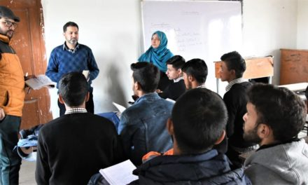 Ensure punctuality of teachers in schools: ADC Ganderbal