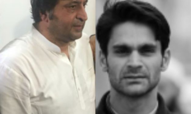 Sajad Lone, Parra released from make-shift jail, put under house detention