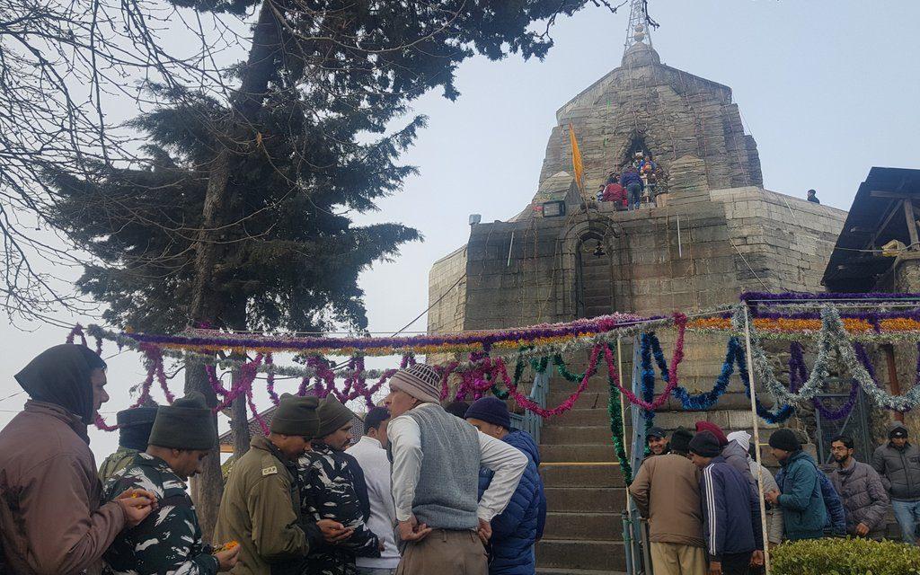 Maha Shivratri celebrated with religious fervour in Kashmir