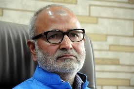 Naeem Akhtar booked under PSA for urging people to read Geelani's book