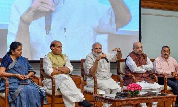 37 'honest' feedback on J&K to be shared with PMO soon