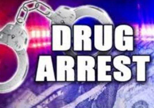 Ganderbal Police Arrests dreaded drug peddler Amdist COVID-19 Lockdown