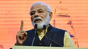 Leave violence, join mainstream: PM Modi to militants