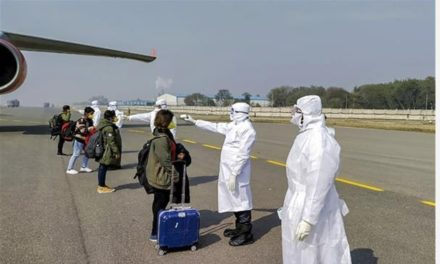 Kashmir's 1st victim 'wasn't screened' at Srinagar airport