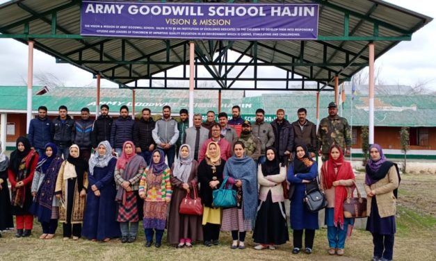 FIVE DAY'S WORKSHOP FOR TEACHERS OF AGS HAJAN
