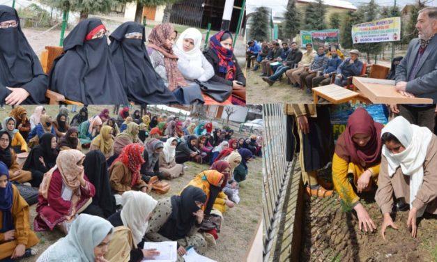 JKRLM Shopian Celebrates Women's day at GGHSS   SHOPIAN,
