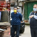 DM Ganderbal inspects several areas, takes appraisal of enforcement of advisories, availability of essential commodities