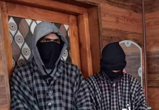 2 minor boys held before joining militancy, handed over to families in Baramulla