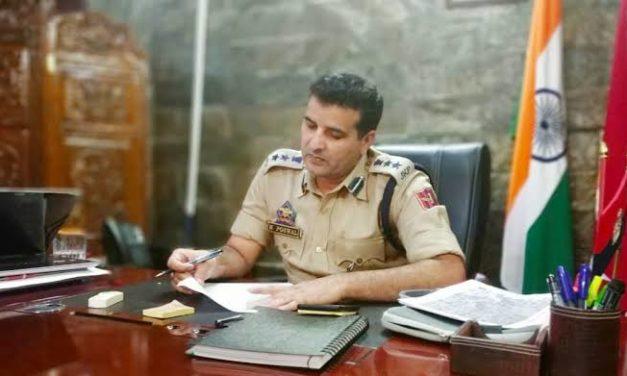 SSP Ganderbal Mr Khalil Poswal Extends Greetings Of Shab-e-Barat