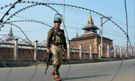 Restrictions tightened in Kashmir in view of Friday prayers